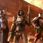 Destiny_Law of the Jungle_FireTeam on Mars