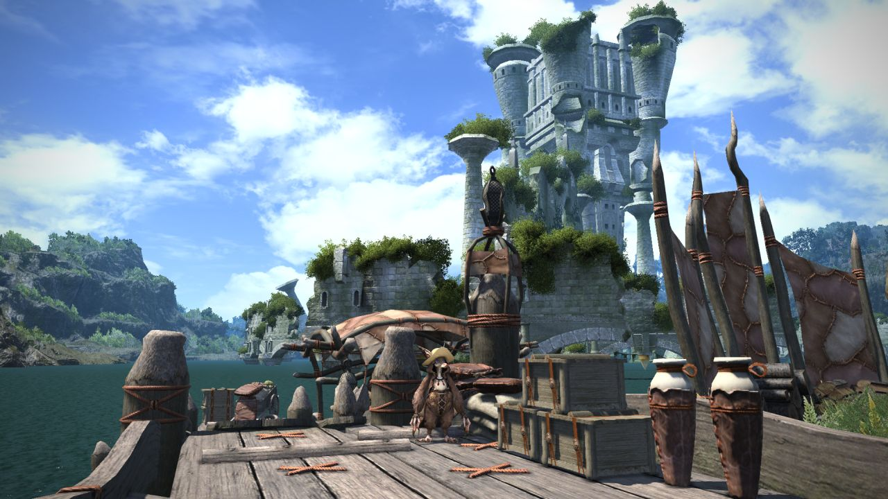 Final Fantasy XIV A Realm Reborn 15 Final Fantasy XIV: A Realm Reborn Preview