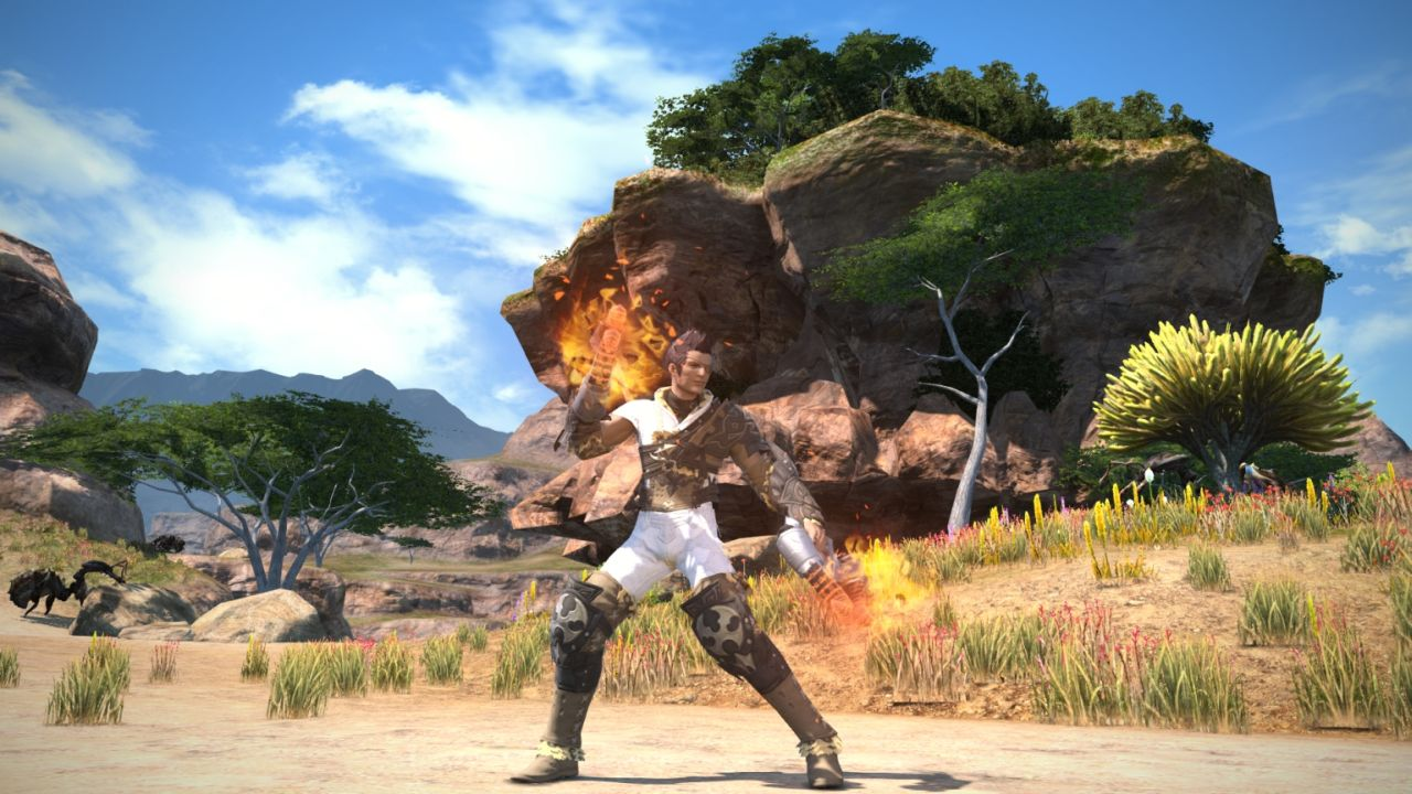 Final Fantasy XIV A Realm Reborn Class 13 Final Fantasy XIV: A Realm Reborn Preview