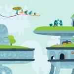 Santa Monica Announces Hohokum for PS4, PS3 and Vita + Screenshots