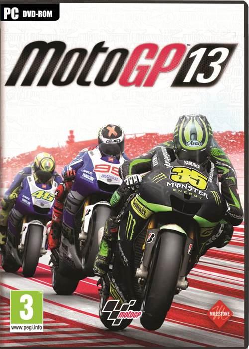 MotoGP 2013 Box Art