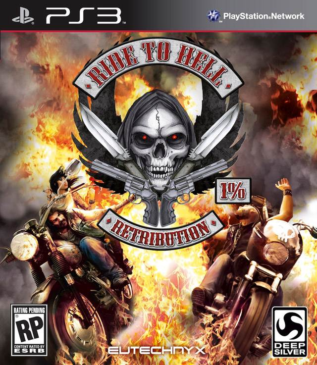 Ride To Hell Retribution Box Art