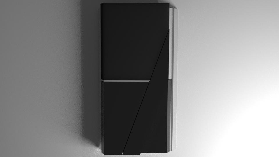 Sony PlayStation 4 concept 4 تصاویری از شکل ظاهری PS4 توسط یکی از کاربران Reddit منتشر شد