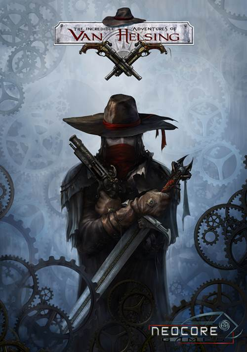 The Incredible Adventures of Van Helsing Box Art