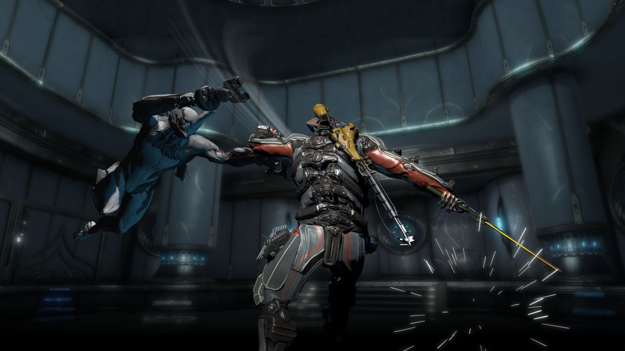 Ps4 Games Science Fiction : Interview with warframe dev ps version dark sector