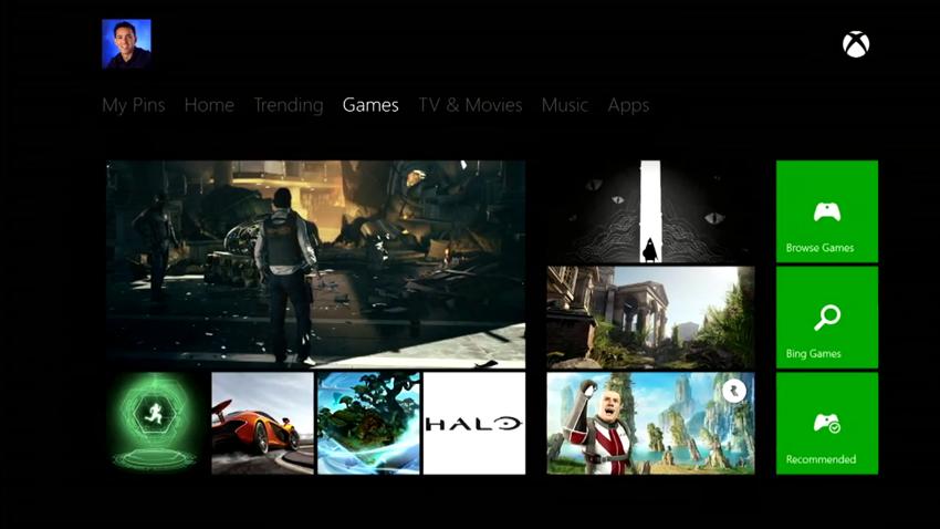 XboxOneGams