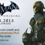 Batman Arkham Origins: Deathstroke Playable as Pre-Order Incentive?