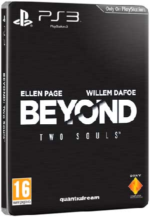 beyond two souls special edition-steelcase