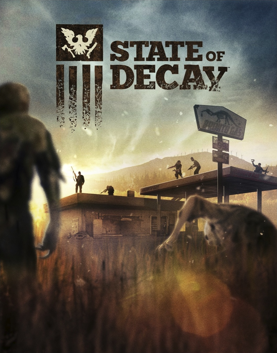 State of Decay Box Art