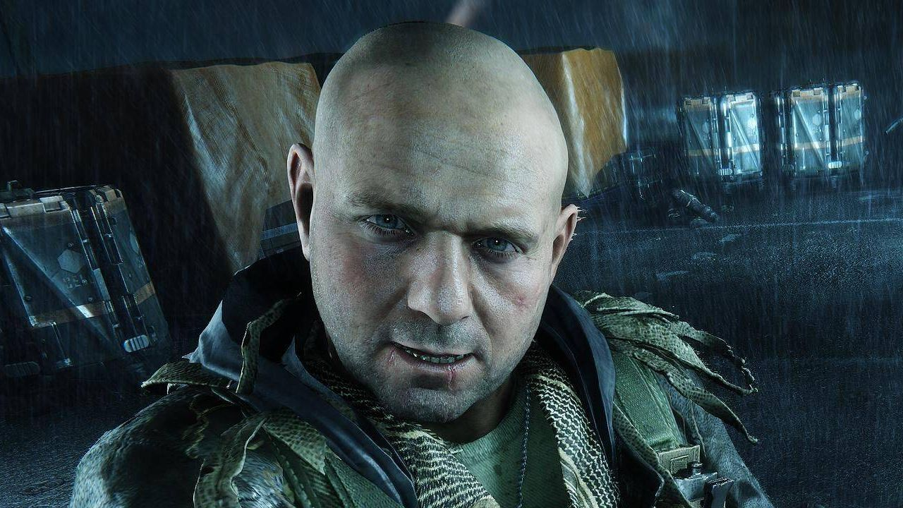 crysis 3 facial animation