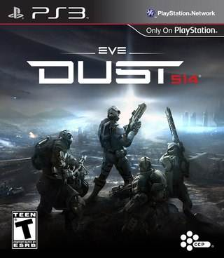DUST 514 Box Art