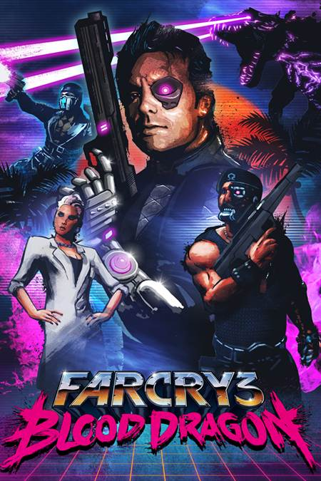 Far Cry 3: Blood Dragon – News, Reviews, Videos, and More