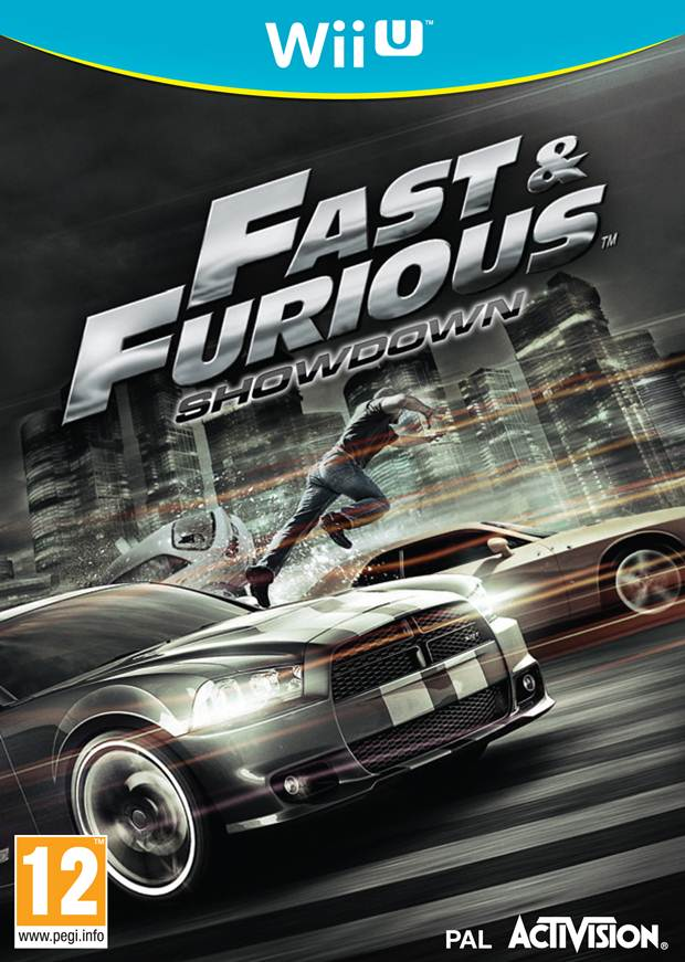 Fast And Furious: Showdown Box Art