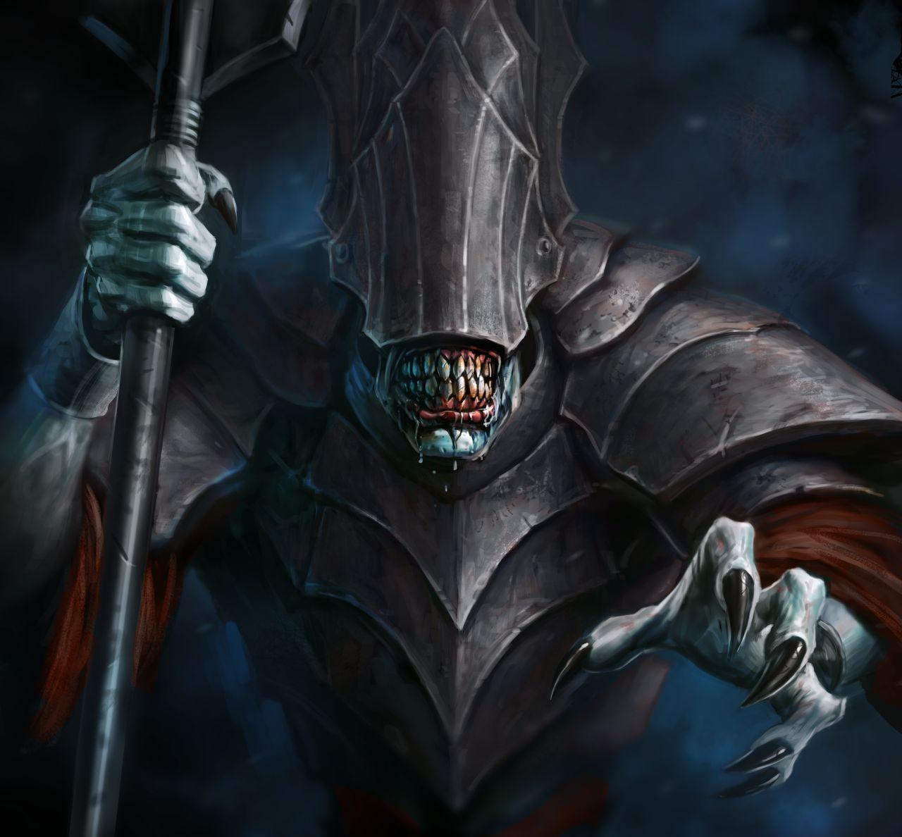 Alfa img - Showing > The Hobbit 3 Sauron Wallpaper Necromancer Hobbit Desolation Of Smaug
