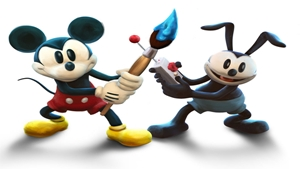 Epic Mickey: The Power of Two PS Vita Review