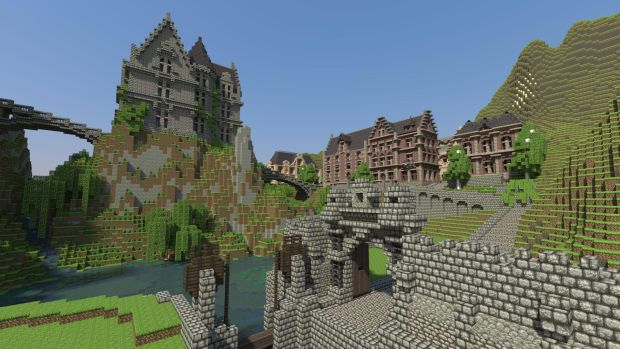 Minecraft Aquatic Update Phase 2 Is Out, Brings Realms