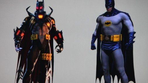 Batman Arkham origins Knightfall
