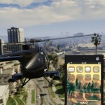 Grand Theft Auto 5 World Map Created Using Blueprints, Fans Create In-Game HUD