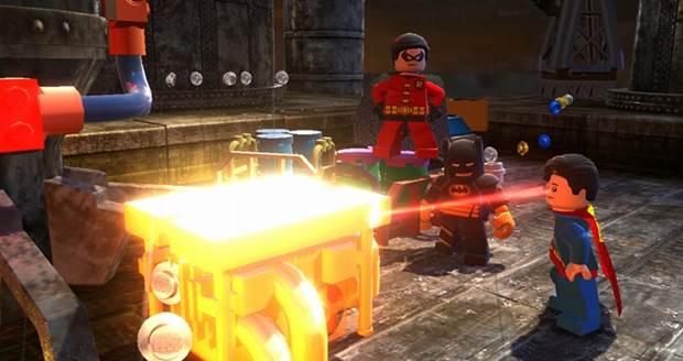 Lego Batman 2 DC Heroes Wii U 2