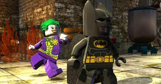 Lego Batman 2 DC Heroes Wii U 3