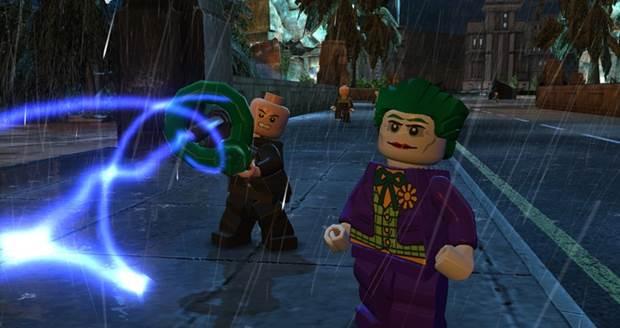 Lego Batman 2 DC Heroes Wii U 4