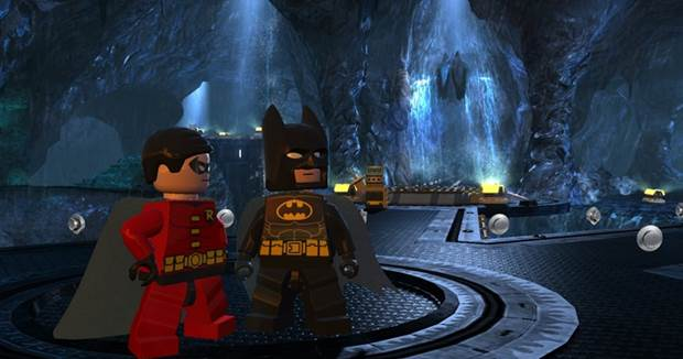 Lego Batman 2 DC Heroes Wii U 5