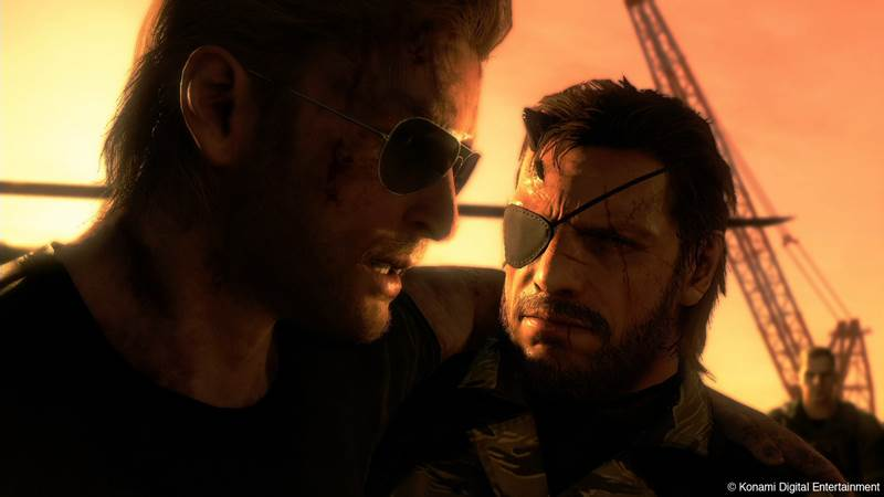 metal gear solid 5 ruse cruise never ends a new story sequence is