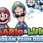 Mario & Luigi Dream Team Bros Screenshots Blowout