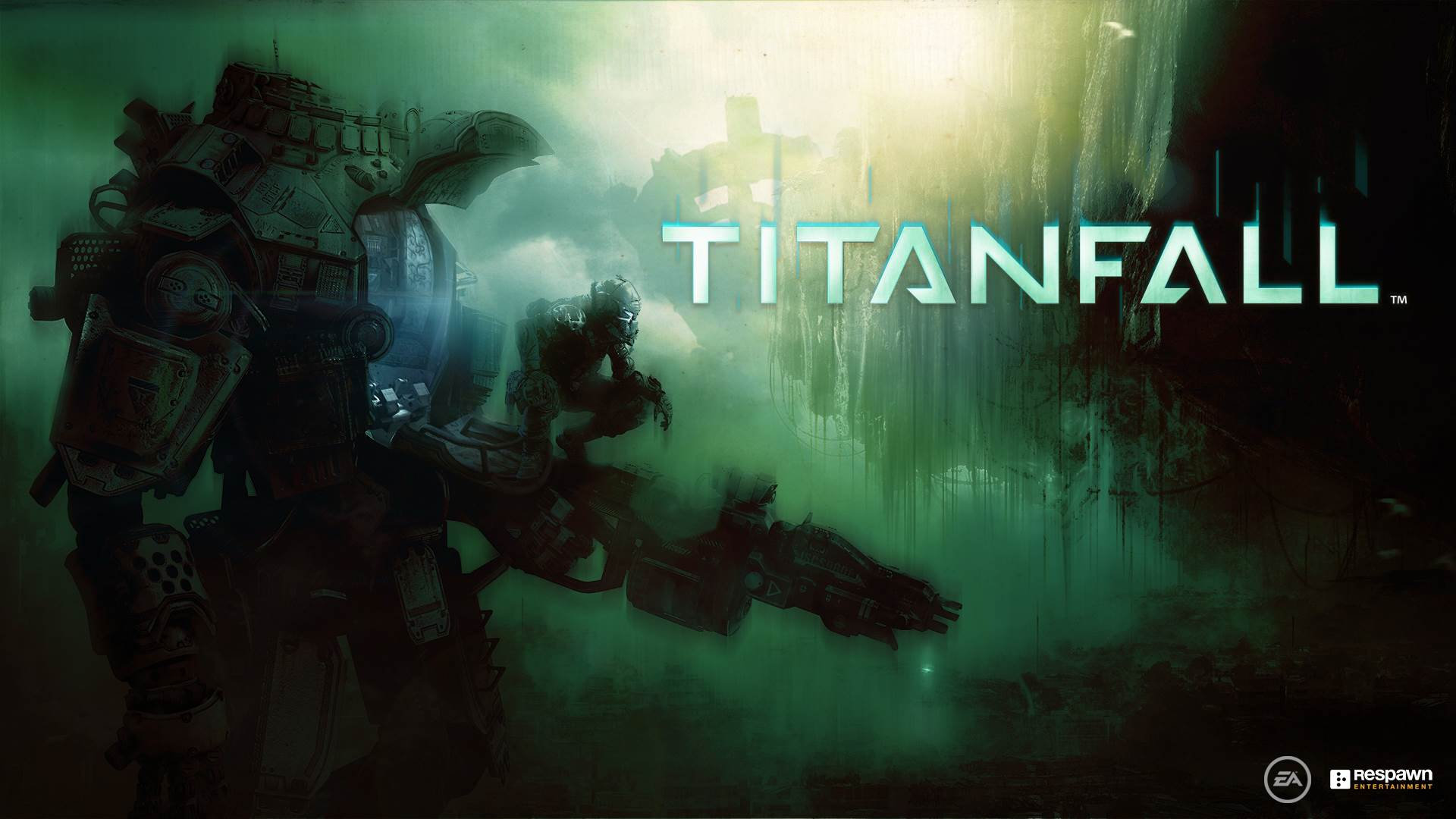 titanfall hd wallpaper