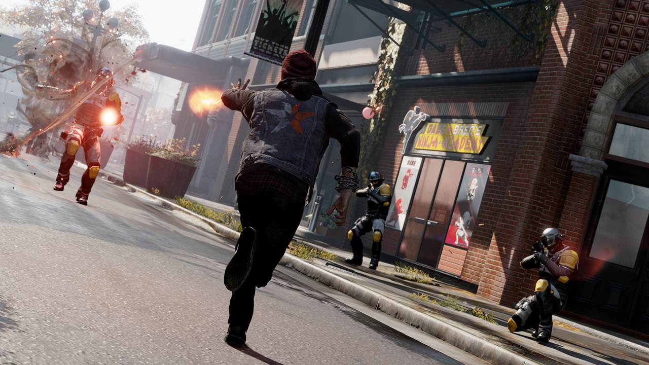 infamous second son screenshots