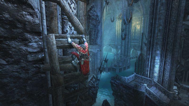 Castlevania Lords of Shadow 2 13 تصاویر جدید از عنوان Castlevania: Lords of Shadow 2 منتشر شد پست آپدیت شد،تصاویر بیشتر !