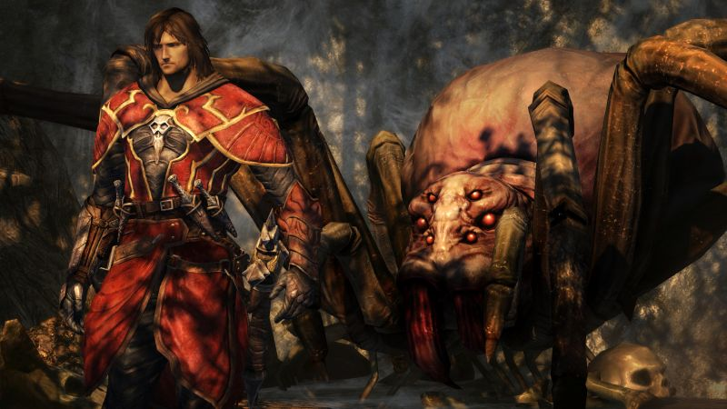 Castlevania Lords Of Shadow 2 Demo Now Available