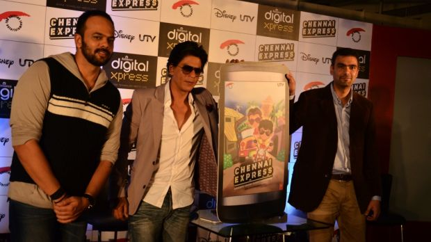 Chennai Express launch