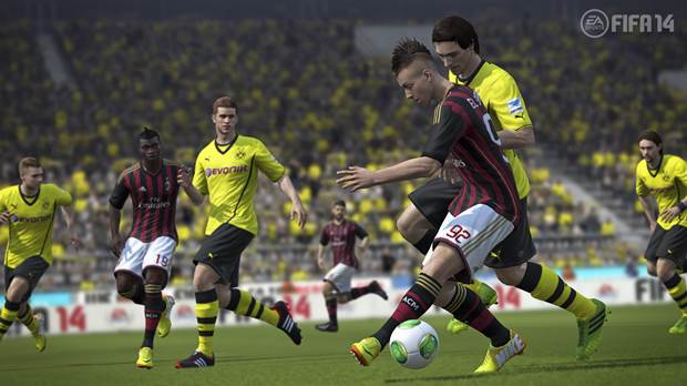 FIFA 14 ULTIMATE TEAM 1