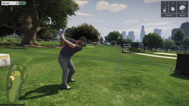 GTA-5-Golf