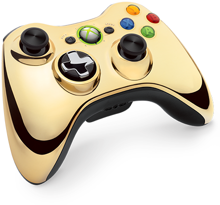 Gold_Chrome_Controller_Right_Tilt
