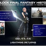 Lightning Returns: Final Fantasy XIII – Preorder Now for Cloud Strife Costume and Buster Sword