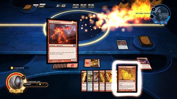 Magic 2014 battle