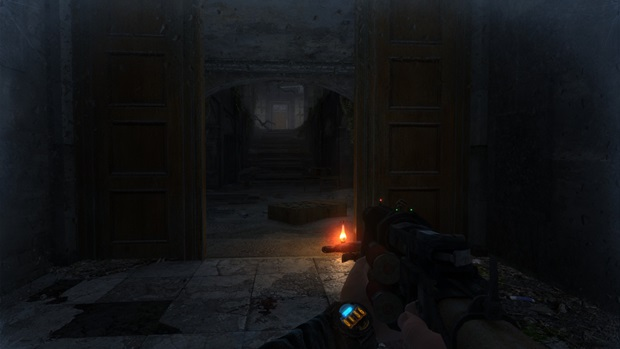 Metro last light library