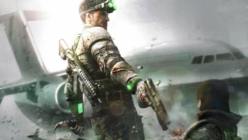 Splinter Cell Blacklist