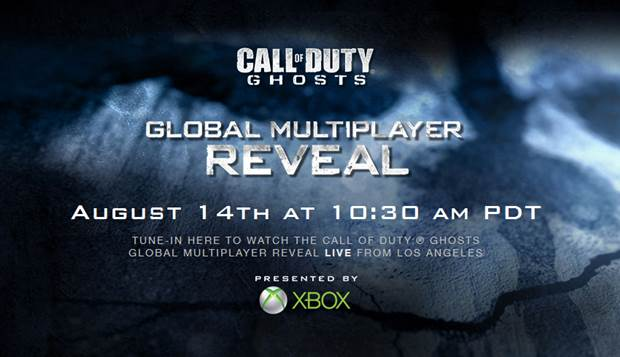 call of duty ghosts multiplayer details