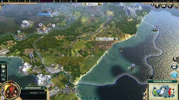 civ 5 brave new world