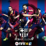 EA Sports Partners with F.C. Barcelona for FIFA 14