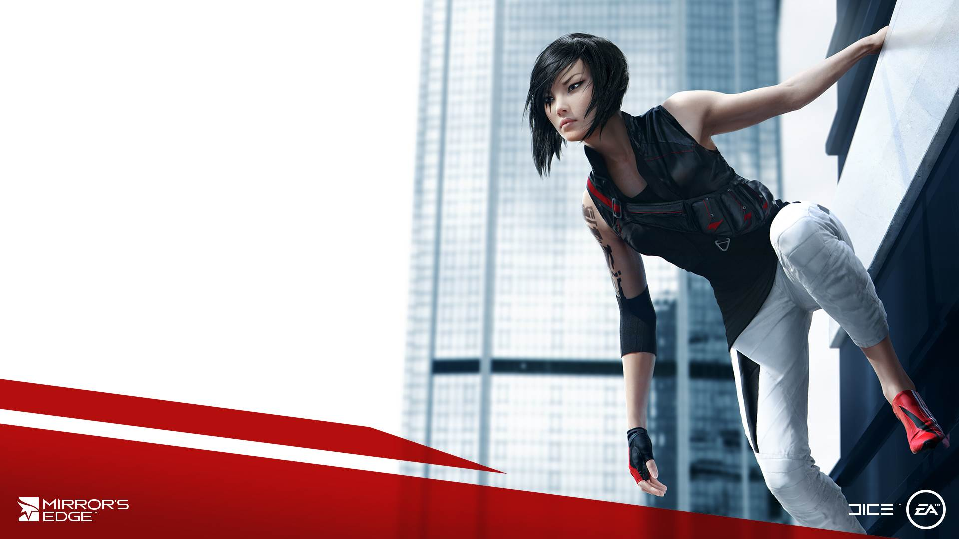 mirrors edge 2 hd wallpapers