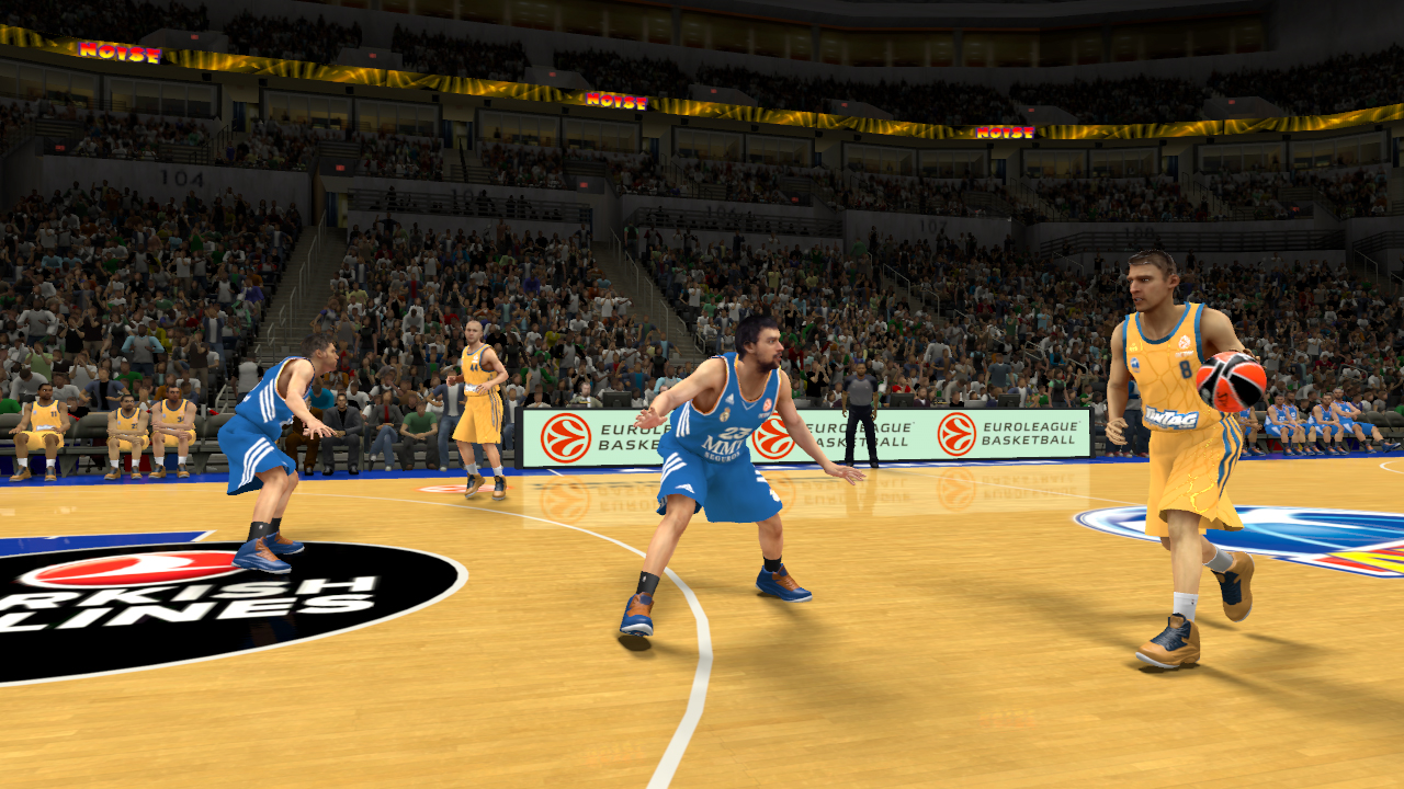 (Aporte) NBA 2K14 android apk + datos (MEGA)