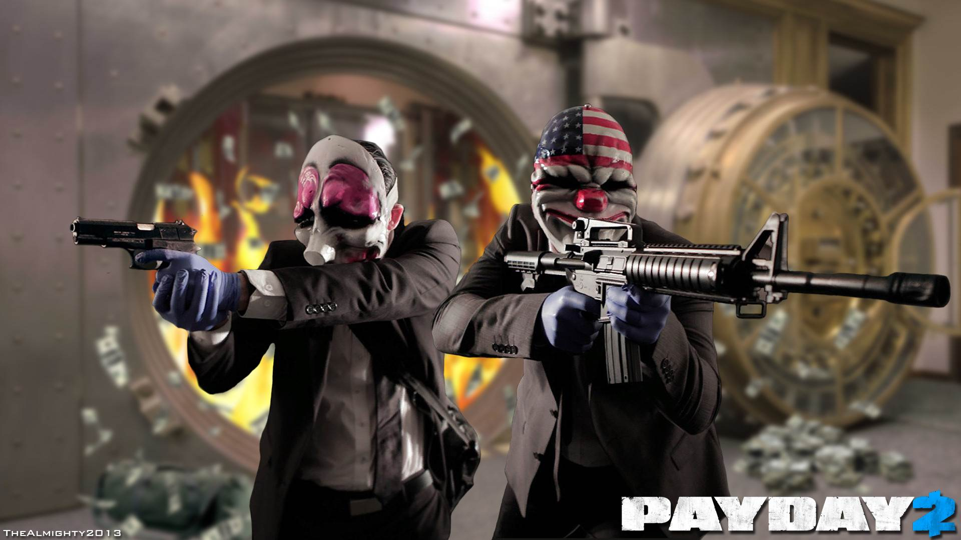 Payday  Hd Wallpaper