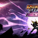 ratchet and clank in to the nexus hd wallpaper