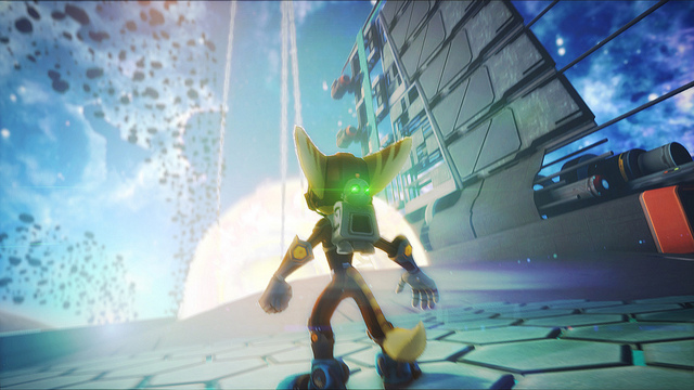 ratchet and clank into the nexus screenshot