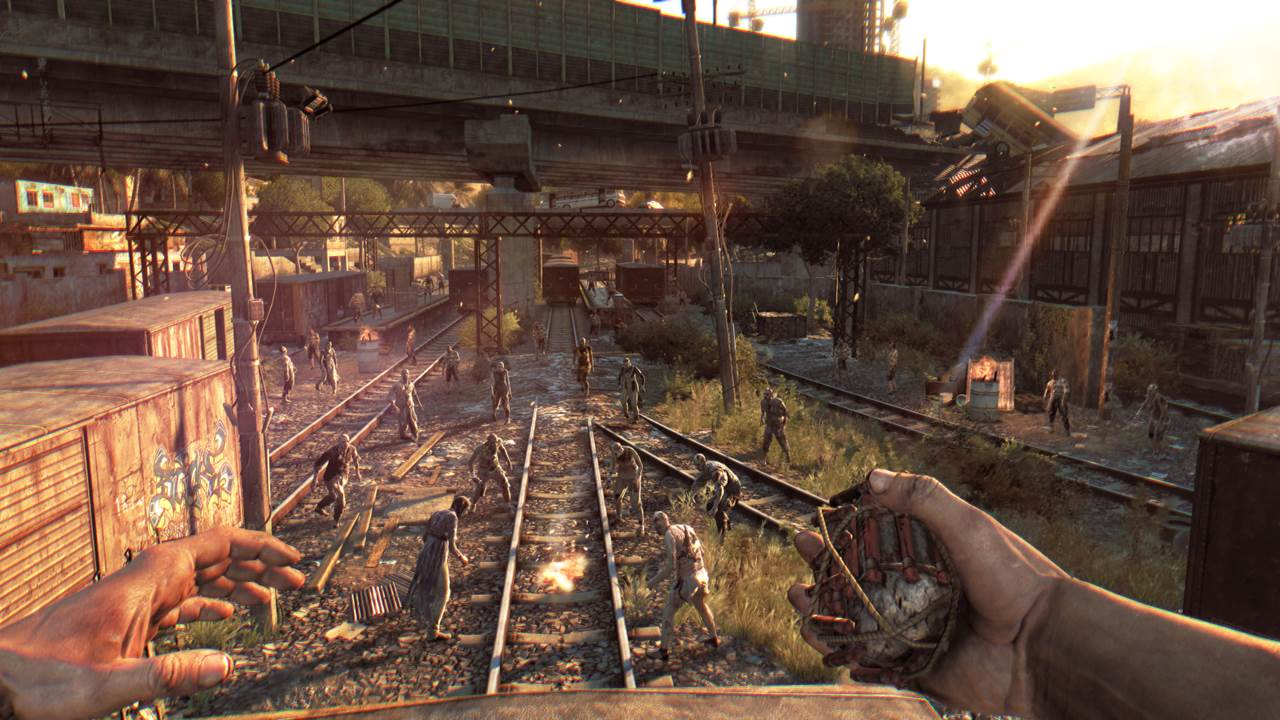 Dying Light Dev Targeting 1080p/60fps On PS4 & Xbox One, Talks