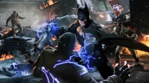 Batman: Arkham Origins Deathstroke Challenge Pack Gameplay Trailer